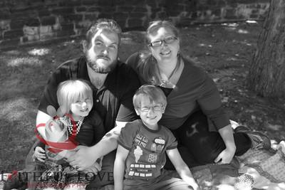 Pelletier Family 8-18-14