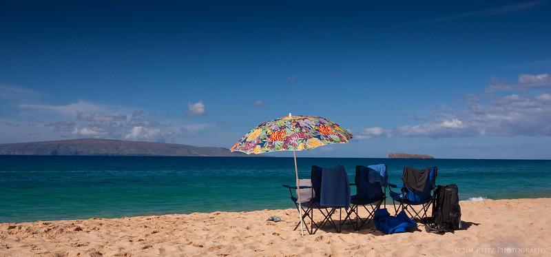 Big Beach in Makena