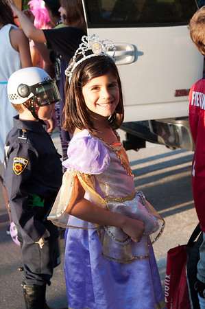 Trunk or Treat 2011