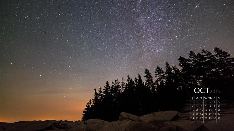 October - Barred Island Preserve, Maine