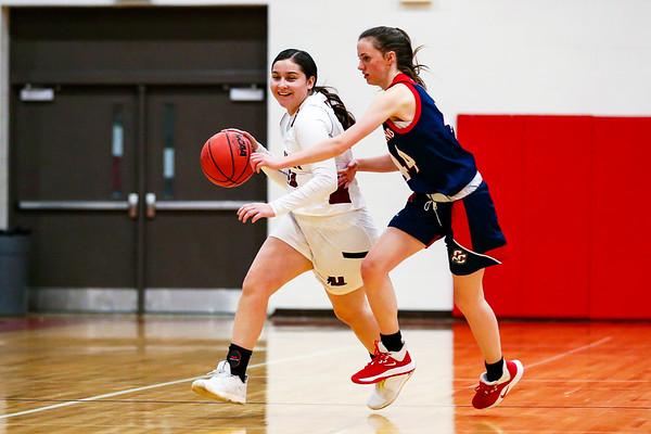 Basketball: Uintah vs. Crimson Cliffs