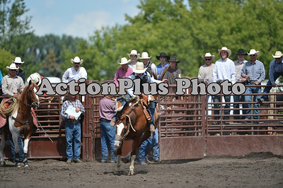 2012 CHSF Saddle Bronc