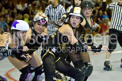 Big Easy Rollergirls: Final Home Bout 2011