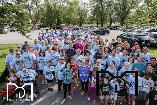 2015 Huntington's Walk for Hope