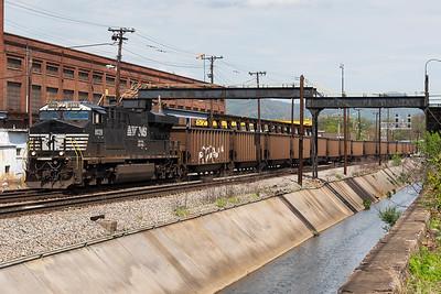 745 Catawba, NC to Williamson, WV