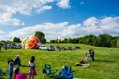 2014/05/16 Preakness Balloon Festival