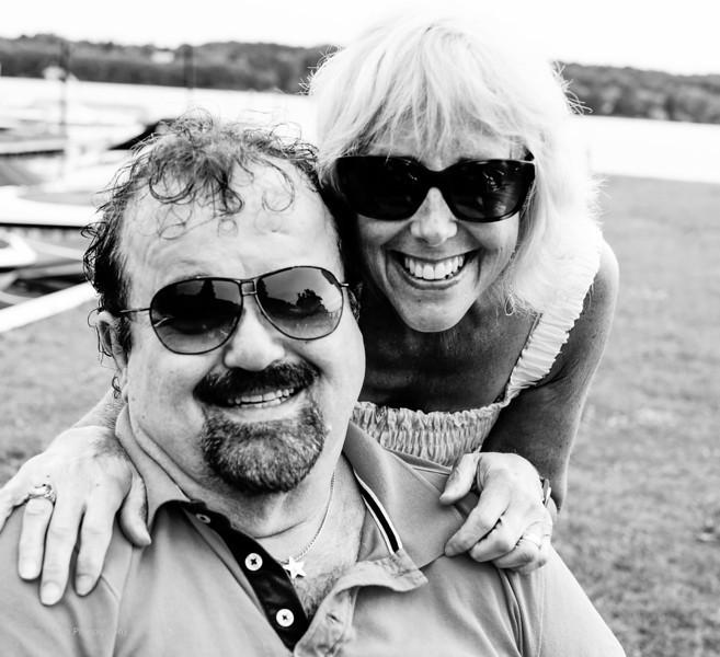 Mary and Jim Donovan