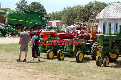 Memorial Tractor Parade 2012