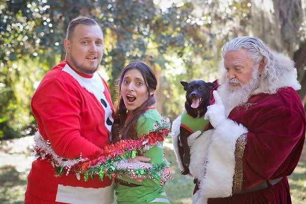 Santa Minis 2018: Gregg & Christina!