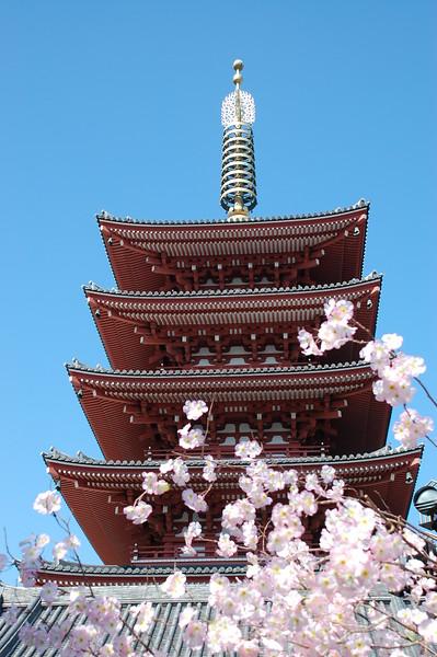 Five Storied Pagoda