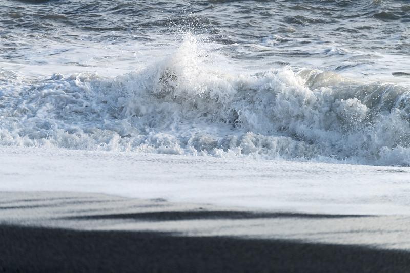 Reynisfjara Waves
