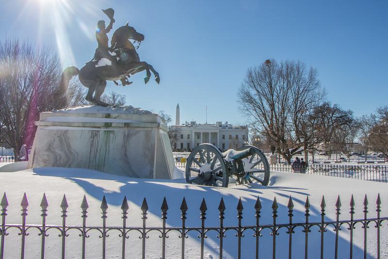 Jan. 24th - Lafayette Park