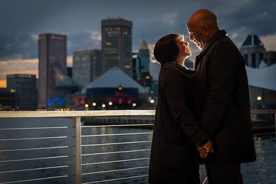 Steven and Ovetta's Engagement 2-28-20