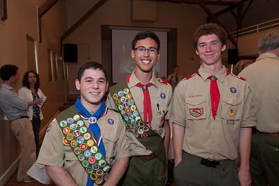 Scott Reid-Eagle Scout