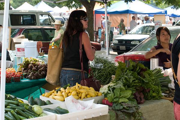 Chico Farmers' Market