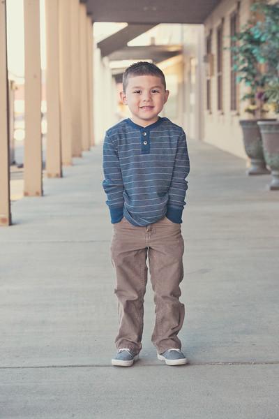 Gavin 10 months