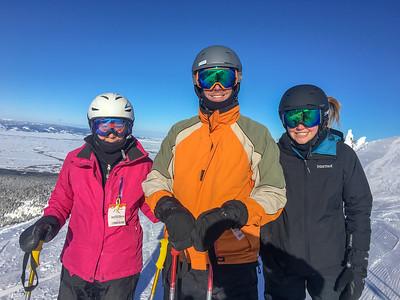 Big Sky, Jackson Hole, Grand Targhee 2019