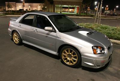 1/7/06 Subaru Meet