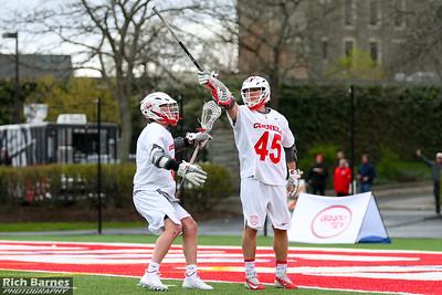 NCAA MLax: Princeton at Cornell; 4/27/19