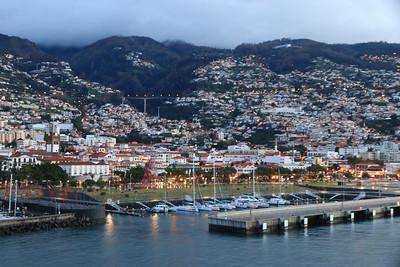 Funchal, Madeira, Portugal Nov 30