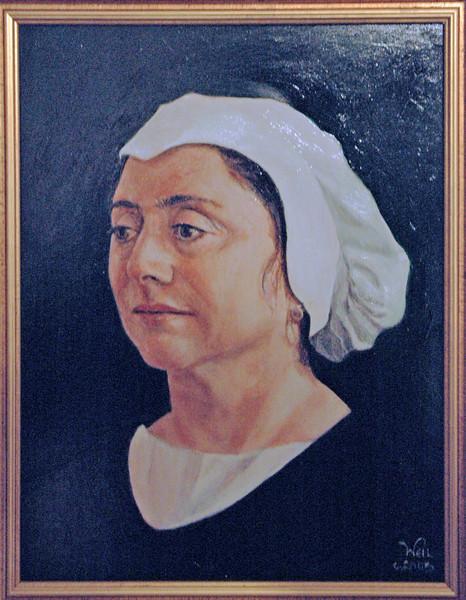 Portrait of Deirdre