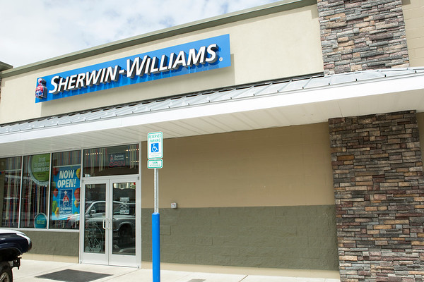 Sherwin Williams Ribbon Cutting