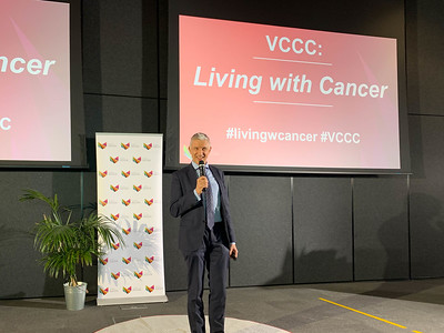 2019 VCCC Livingwithcancer event