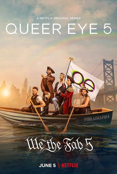 Queer Eye Season 5  Credit: Netflix