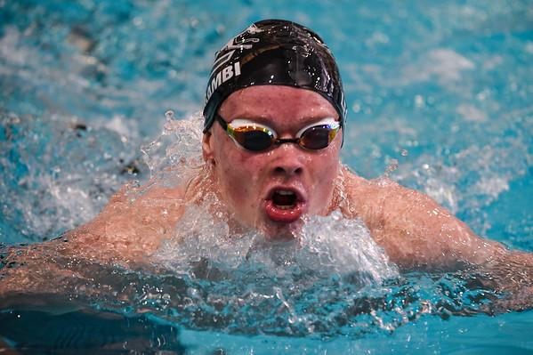 Loyola v Fairfield - Swimming & Diving - 11.16.19