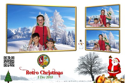 SICC Retro Christmas 2018