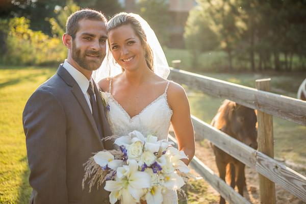 Jenni and Justin Wedding