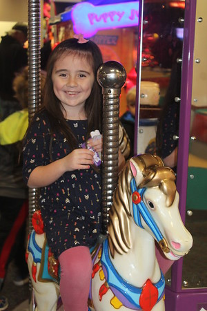Chuck E Cheese - End of the Year Party - December 30, 2018