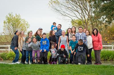 Yesenia's Family