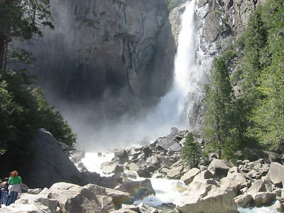 Yosemite & Gardens with Jerianne, May 2005