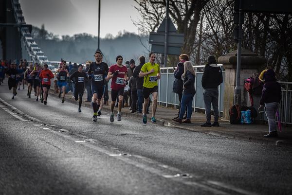 Anglesey Half Marathon  - 10K Start