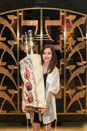 Jenna bat mitzvah