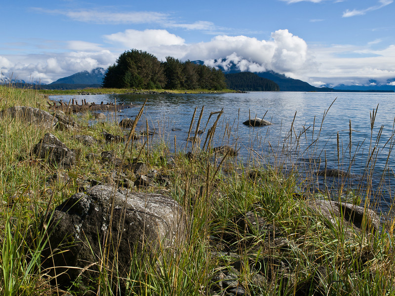 An August Afternoon at Auke Bay