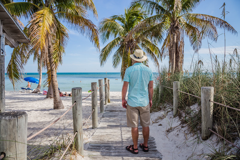 David Stock in Key West, Florida - Packing List