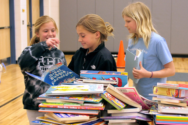 Springfield Township Middle School-Cradles to Crayons