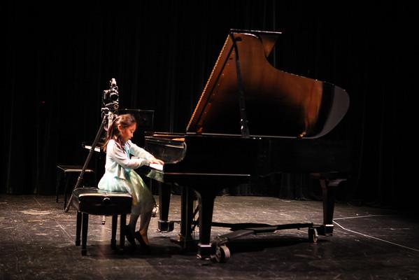 Peery Piano Recital