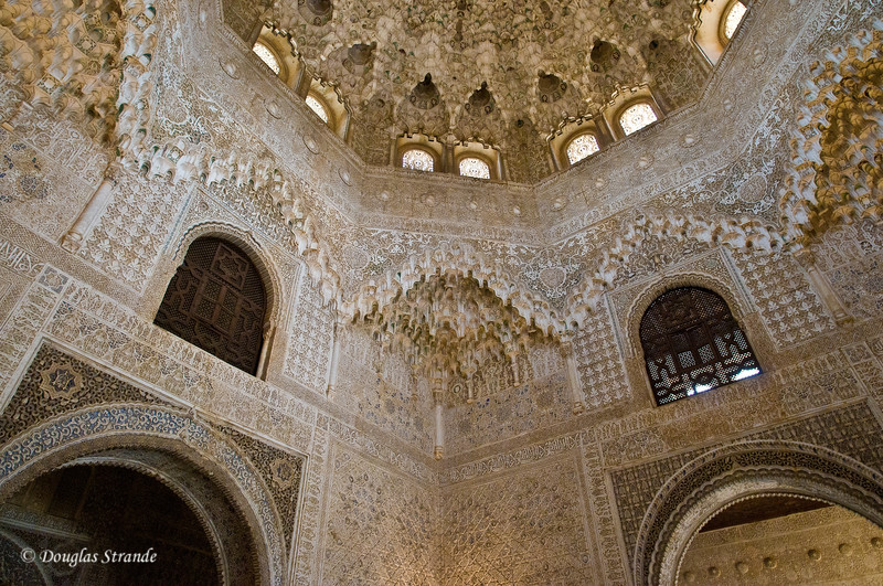Fri 3/11 at La Alhambra in Grenada: Overwhelming detail