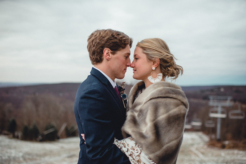 Requiem Images - Luxury Boho Winter Mountain Intimate Wedding - Seven Springs - Laurel Highlands - Blake Holly -1435.jpg