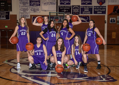 John Mall Ladies Basketball 2019 / 2020
