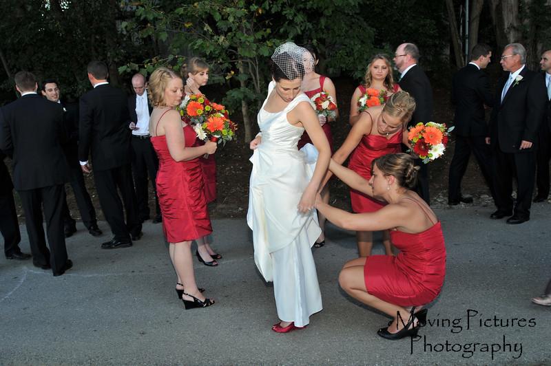 Kelly & Bryan Wedding - Photo © Julia Bobick