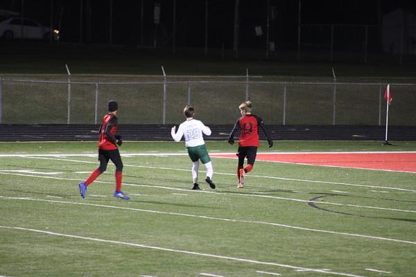 Boys Soccer (Tioga)