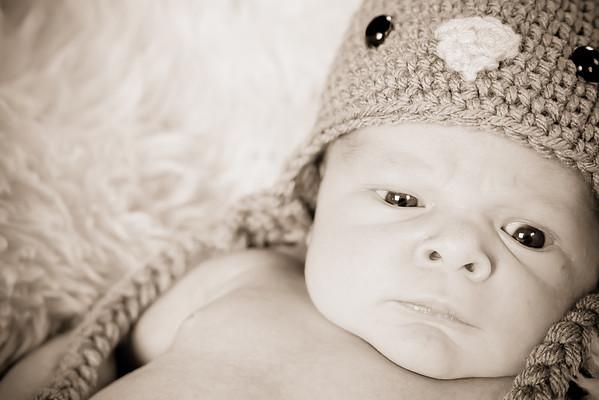 Luke {Newborn}