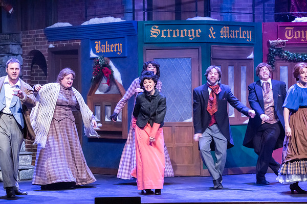 Scrooge Act 2