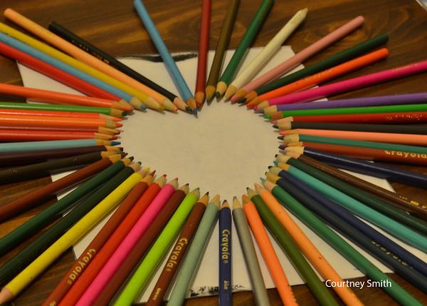 Fantastic Pencils / Crayons