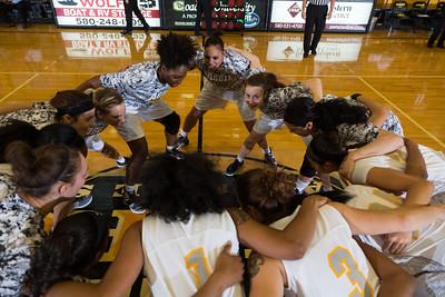 Cu vs Lions basketball women