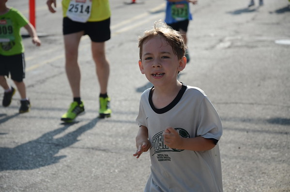 Oak Apple 2015-1/4 Mile Run Start